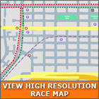 Ybor City Race Map